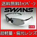 Free shipping SWANS swans polarization sunglasses SA -501 airless wave