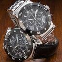 チェンジベルト付き・天然ダイヤモンド 世界限定500本メンズ腕時計