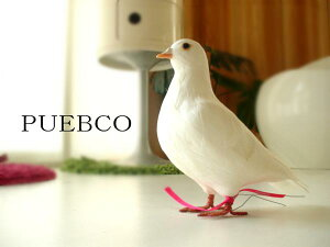 ★PUEBCO(プエブコ) Dove鳩(ハト) L240雑貨通販【RCP】