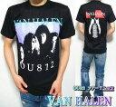Tシャツ メンズ ヴァン・ヘイレン (Van Halen)OU812 ロック バン・ヘイレン ヴァンヘイレン 半袖 メンズファッション トップス 半袖 ミュージック カットソー
