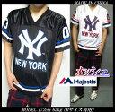 ヤンキース Tシャツ フットボール メッシュ シャツ Tシャ...