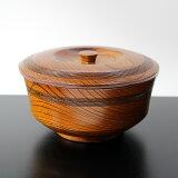 【】 菓子器 香林 欅 (木製 漆器 国産 けやき かしき)