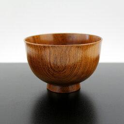 汁椀 桜 (国産 木製 漆塗り さくら お椀)
