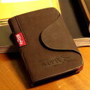カードケース メンズ レザー クレジットカード 名刺入れ ブラウン yn2