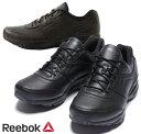 リーボック Reebok M48150 M48149 WALK RAINWALKER DMXMAX ウォーキングシューズ スニーカー メンズ 紳士 幅広 ブラック/グラベル ダークブラウン/ブラック 靴 セール SALE