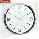 ドイツ アームス AMS 9322 クオーツ掛時計 [大型サイズ] 【楽天カード分割】