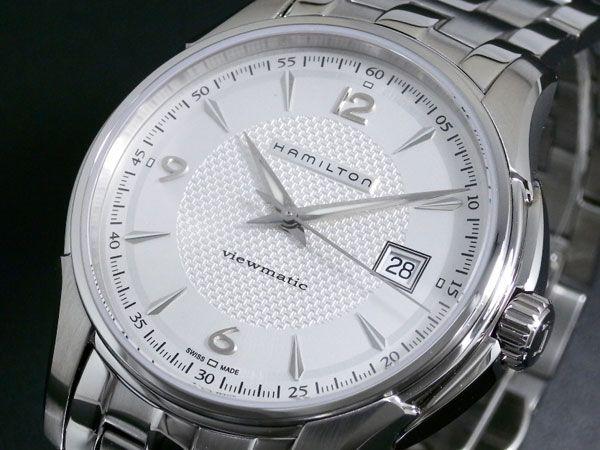 HAMILTON ハミルトン H32515155 ジャズマスター 自動巻き 腕時計 【長期保証3年付】 人気のブランド HAMILTON 腕時計 【全国送料無料】【経済】