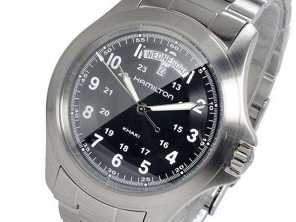 HAMILTON ハミルトン H64451133 カーキキング KHAKI KING クオーツ メンズ 腕時計 【長期保証3年付】 人気のブランド HAMILTON 腕時計 【全国送料無料】