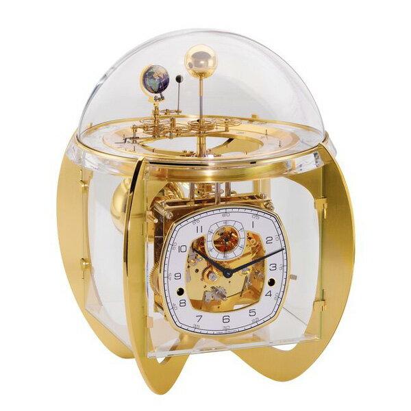【正規輸入品】ドイツ ヘルムレ HERMLE 23002-000352 機械式置時計 テルリウム [送料区分(大)]