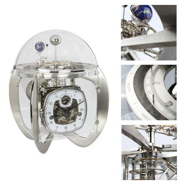 【正規輸入品】ドイツ ヘルムレ HERMLE 23046-000352 機械式置時計 [大型サイズ]