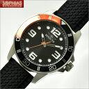 INVICTA インビクタ メンズ腕時計 21853 PRO DIVER プロダイバー ブラック×オレンジ 【長期保証3年付】