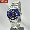 INVICTA インビクタ メンズ腕時計 9094OB PRO DIVER プロダイバー 自動巻 ブルー×シルバー 【長期保証3年付】