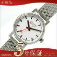 【長期保証5年付】モンディーン MONDAINE レディース腕時計 Evo-Ladies エヴォ ホワイト メタルベルト A658.30301.11SBV/MD163 [WAT26]