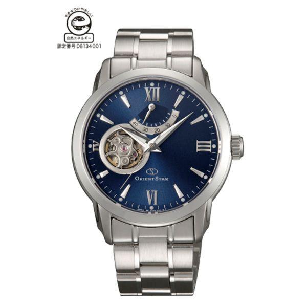 オリエント 腕時計 WZ0081DA オリエントスター セミスケルトン 自動巻 メンズ 【長期保証3年付】 【20%OFF】オリエント ORIENT 腕時計 国内正規品 送料無料