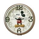 セイコークロック SEIKO FW576B ディズニータイム ミッキー クオーツ掛け時計