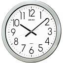 セイコー クオーツ大型掛時計 KH407S 業務用 オフィスタイプ 防湿・防塵タイプ