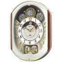 セイコー 電波掛時計 RE562H ウエーブシンフォニー [大型サイズ] 【楽天カード分割】