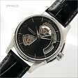 【長期保証3年付】HAMILTON ハミルトン 腕時計 H32565735 ジャズマスター ビューマチック オープンハート [WAT17]