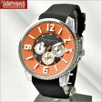 【あす楽】テンデンス TENDENCE クオーツ ユニセックス 腕時計 オレンジ×ブラック TG165003 [ET]