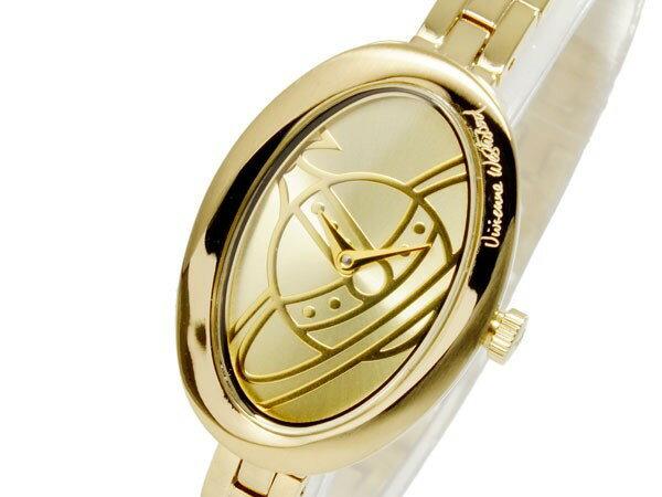 ヴィヴィアン ウエストウッド VV098GD VIVIENNE WESTWOOD レディース 腕時計 [ST] 【長期保証3年付】 人気のブランド腕時計!ラッピング無料・有料で刻印を承ります
