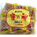 【駄菓子珍味】雀の学校(雀の卵)30袋(大阪屋製菓)