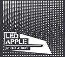 楽天韓国輸入盤専門店サウンドスペースLED APPLE [レッドアップル]/ 1st Mini album (2011)