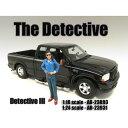 1/18 American Diorama The Detective - Detective III 刑事 女性 フィギュア 模型