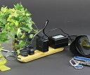 楽天スターライトエクスプレス木目調延長コード2m6個口タイプ wood type お部屋に馴染む、柔らかい木目調のタップ 電源コード タップ おしゃれ インテリア02P05Nov16