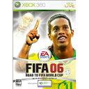 新品XBOX360 FIFA 06 ロード・トゥ・FIFAワールドカップ
