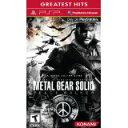 新品PSP Metal Gear Solid Peace Walker Greatest Hits / メタルギア ソリッド ピースウォーカー グレイテストヒッツ 【海外北米版】