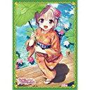 新品サプライ ブロッコリーキャラクタースリーブ 千の刃濤、桃花染の皇姫 「鴇田 奏海」
