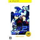 【中古】PSP ペルソナ3 ポータブル PSP theBest