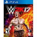 新品PS4 WWE 2K17 / ダブリューダブリューイー ツーケー17 【海外北米版】
