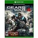 【10月28日入荷分】新品XBOXONE Gears of War 4 / ギアーズ オブ ウォー4 【海外北米版】