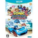 【中古】Wii U ソニック&オールスターレーシング TRANSFORMED