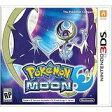 【11月24日入荷!!】【現地11月18日発売】新品3DS Pokemon Moon/ポケットモンスター ムーン【海外北米版】