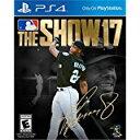 現地3/29発売 新品PS4 MLB The Show 17 / エムエルビー ザ・ショー17 【海外北米版】
