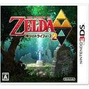 【中古】3DS ゼルダの伝説 神々のトライフォース2