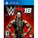 新品PS4 WWE 2K18 / ダブリューダブリューイー ツーケー18 【海外北米版】