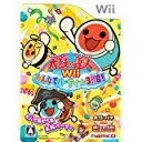 【中古】Wii 太鼓の達人Wii みんなでパーティ☆3代目!