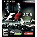 【中古】PS3 F1 2013