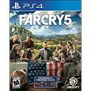 新品PS4 Far Cry 5 / ファークライ5 【海外北米版】