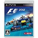 【中古】PS3 F1 2012