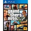 新品PS4 Grand Theft Auto V/グランド セフト オート5【海外北米版】