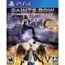 現地1/20発売 新品PS4 Saints Row IV: Re-Elected + Gat out of Hell/セインツロウ 4 リエレクティッド+ガット アウト オブ ヘル【海外アジア版】