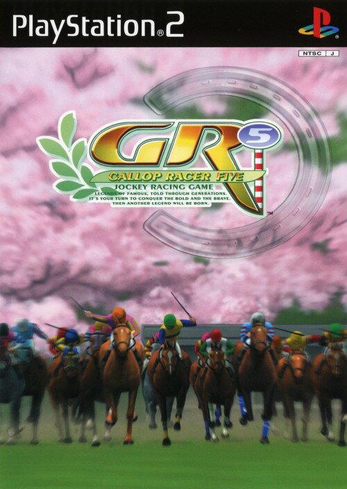 【中古】PS2 ギャロップレーサー5