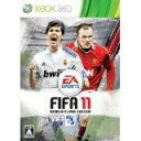 新品XBOX360FIFA11ワールドクラスサッカー