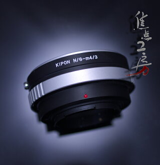 Nikon G series Ren zoo micro four SARS mount adapter made in KIPON