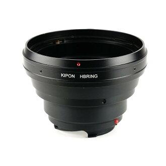 KIPON HB-M 哈蘇 V 裝載鏡頭--理光 GXR A12 和徠卡 M 安裝配接器