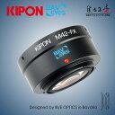 マウントアダプター KIPON BAVEYES M42-FX 0.7x M42マウントレンズ - 富士フィルムXマウント フォーカルレデューサーカメラ 0.7x